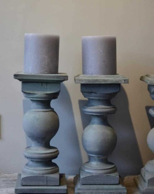 oude baluster