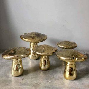 allo Herfst.. Deze leuke paddenstoelen van &Klevering setje