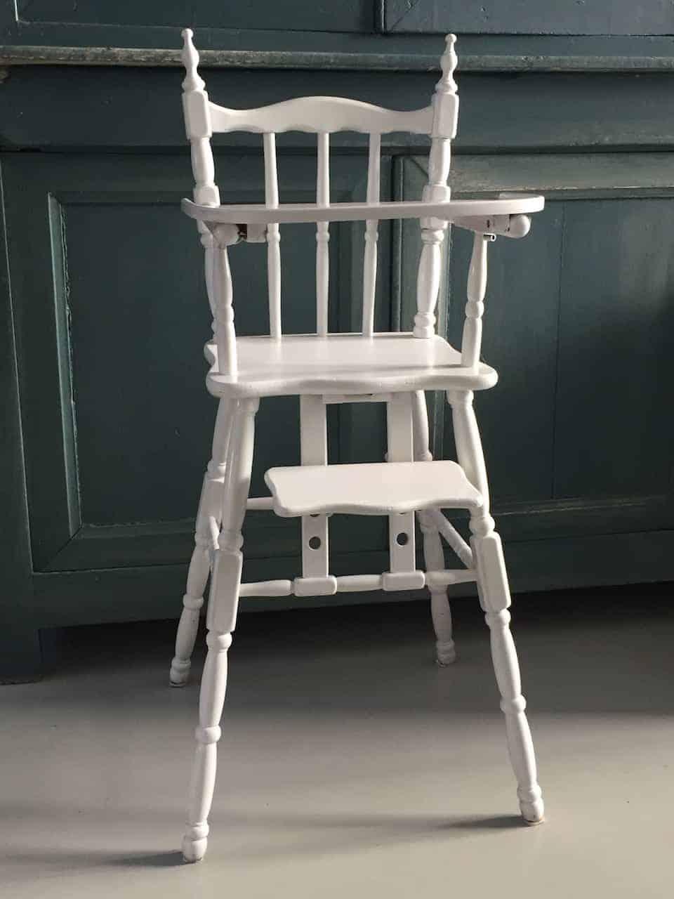 Ouderwetse Houten Kinderstoel.Oude Kinderstoel Cedante Brocante Interieurstyling