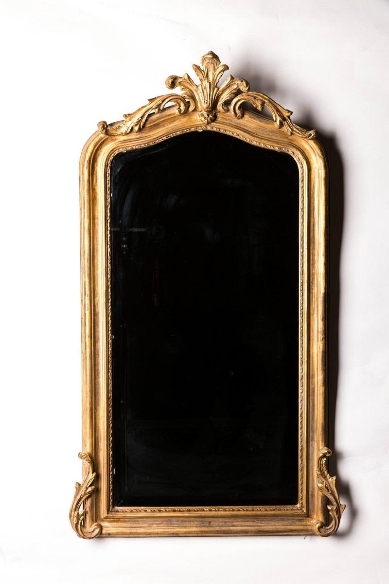 Franse grote spiegel