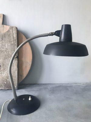 sis vintage lamp zwart